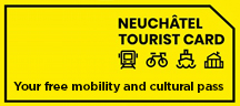 NEUCHATEL TOURIST CARD